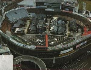 7 Stadion Terunik Di Dunia