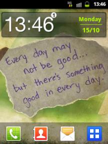 Wallpaper of my Android (Samsung Galaxy Mini) Posted by Reta Riayu Putri