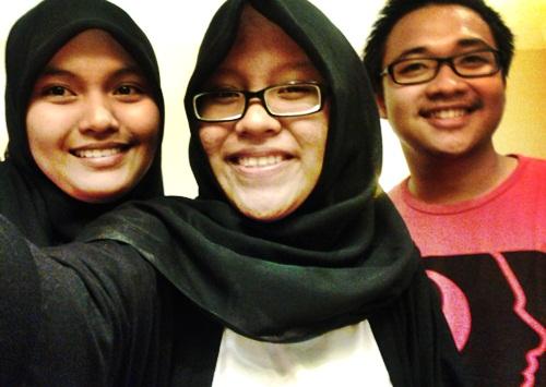 Ika Putri Syawaliani, Reta Riayu Putri, M. Luqman Hidayat