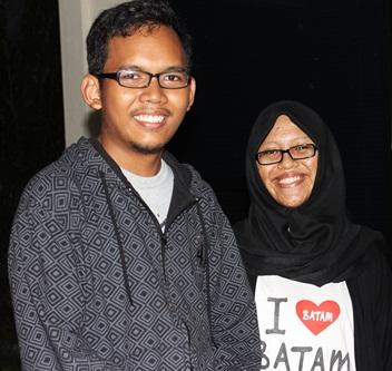 Alit Dian Saepudin, Reta Riayu Putri