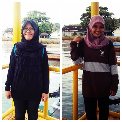 Trip to Sambu Island