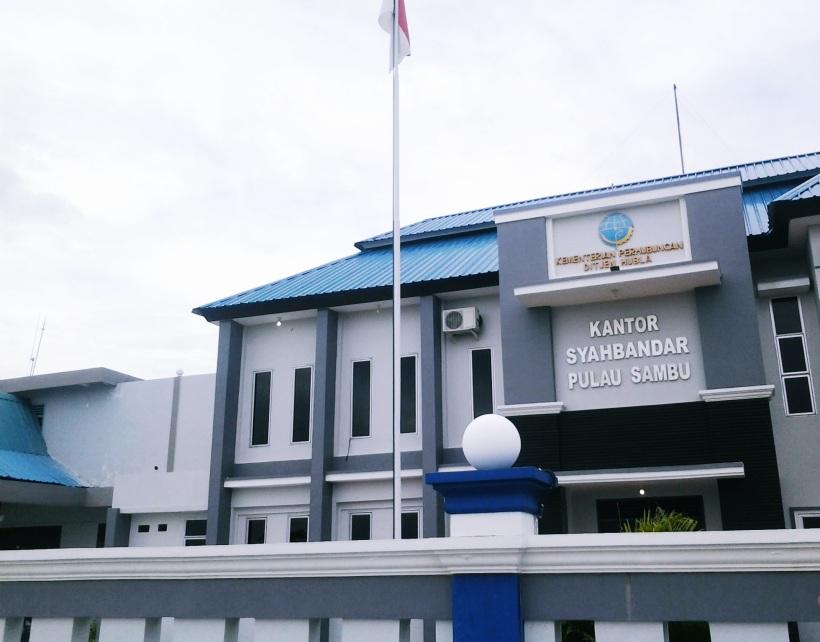 Kantor Syahbandar Pulau Sambu